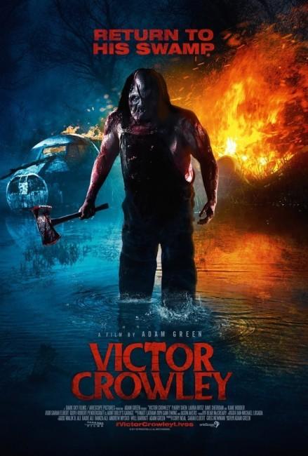 Victor Crowley (2017) poster