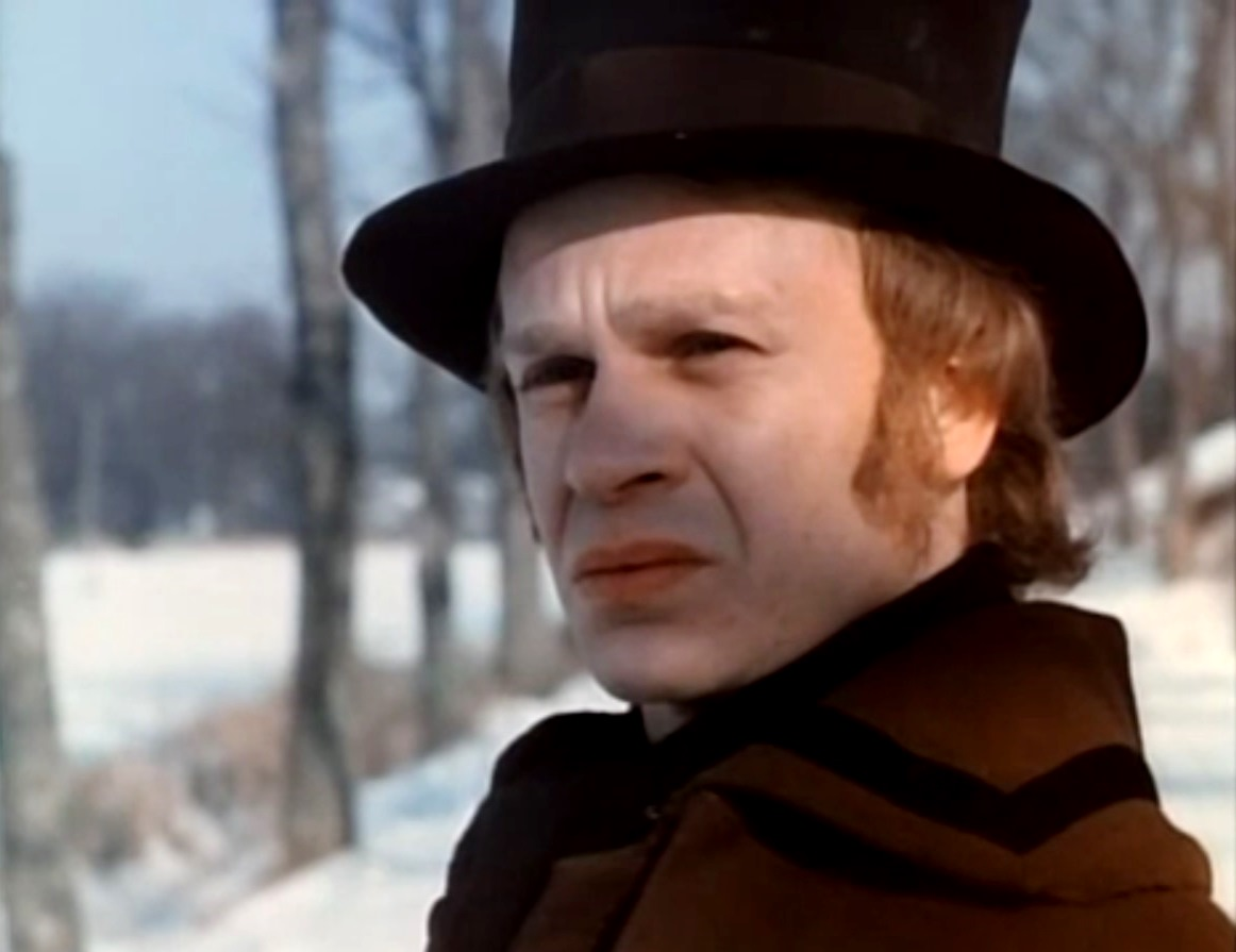 Leon Vitali as Victor Frankenstein (1977)