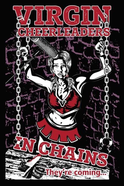 Virgin Cheerleaders in Chains (2018) poster