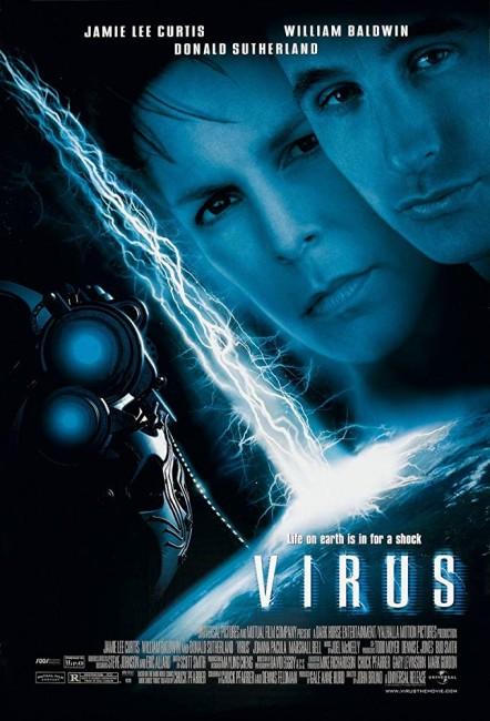 Virus (1999) poster