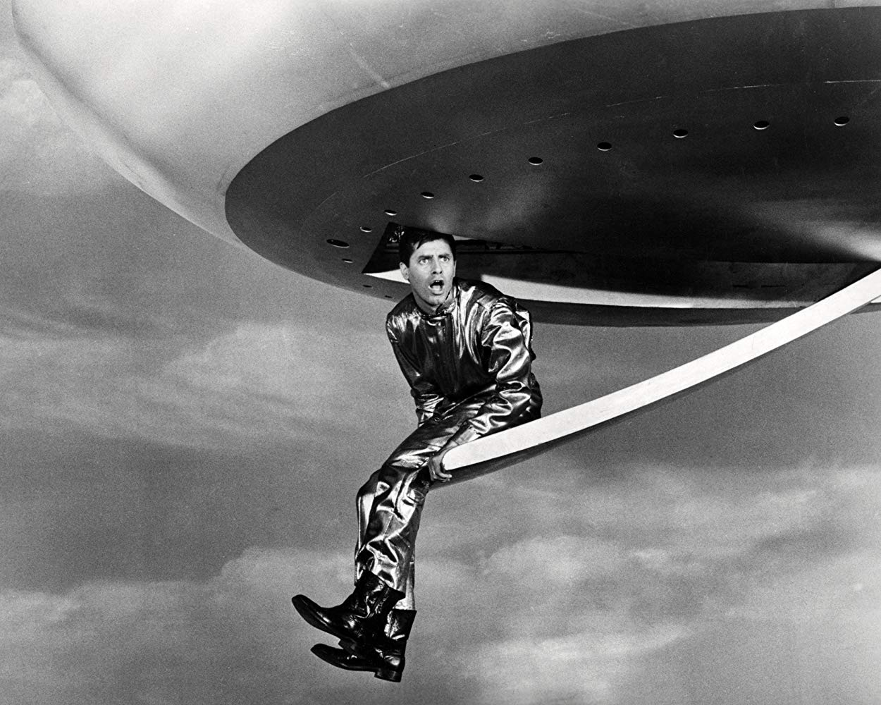 Jerry Lewis as Kreton in Visit to a Small Planet (1960)