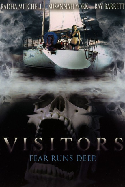 Visitors (2003) poster