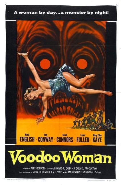Voodoo Woman (1957) poster