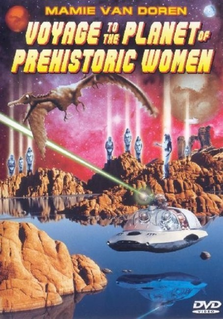 Voyage to the Planet of Prehistoric Women (1968) poster