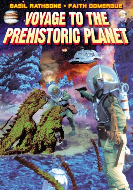 Voyage to the Prehistoric Planet (1965) poster