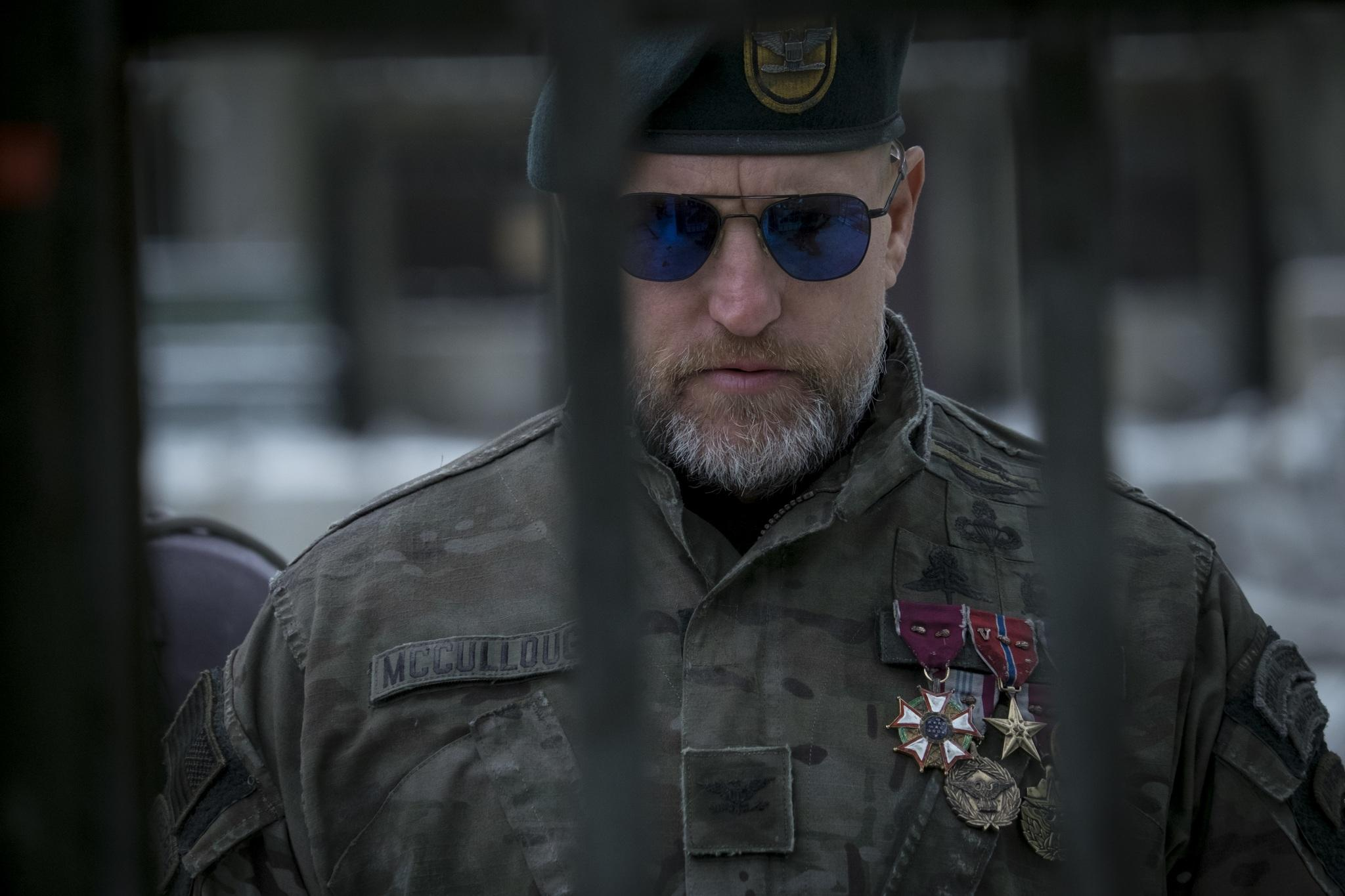 Woody Harrelson as The Colonel in War for the Planet of the Apes (2017)