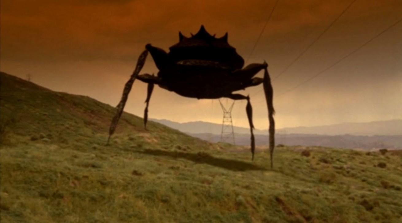 A Martian war machine from War of the Worlds (2005)