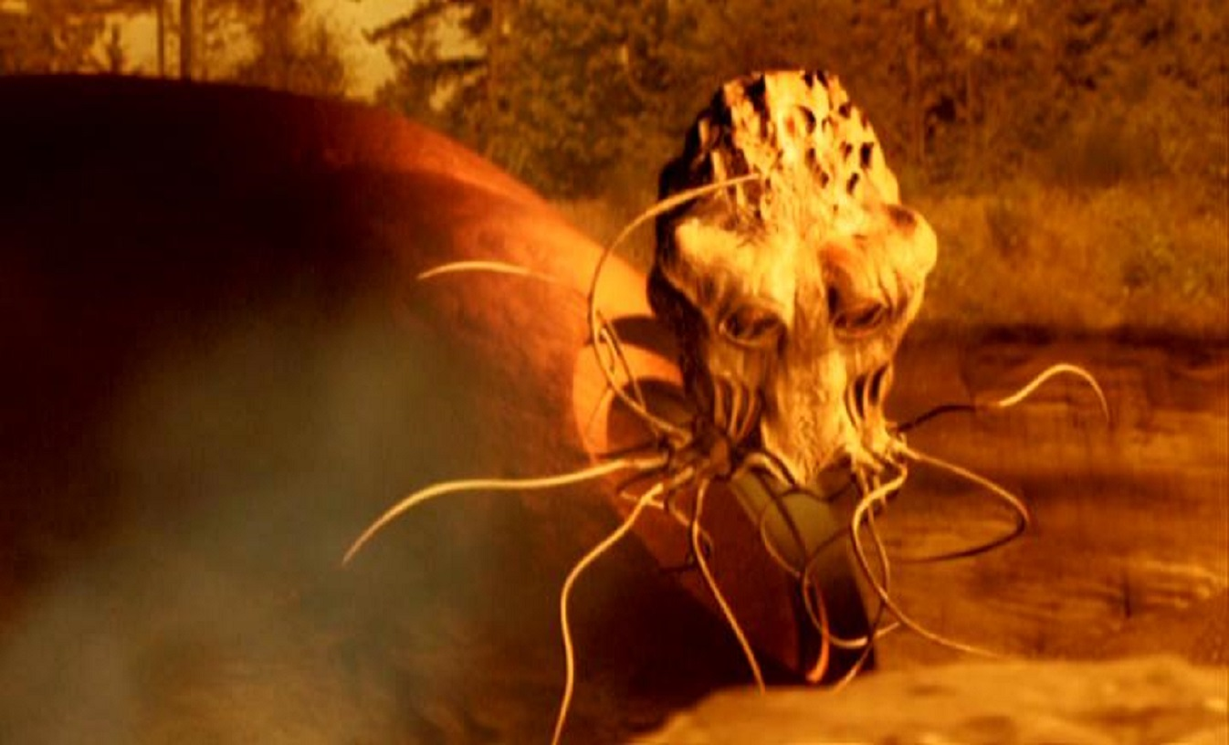 The Martians in The War of the Worlds (2005)