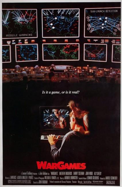 WarGames (1983) poster