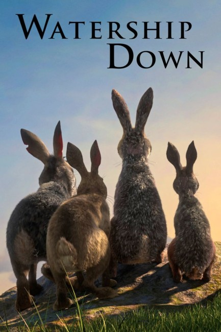 Watership Down (2018) poster