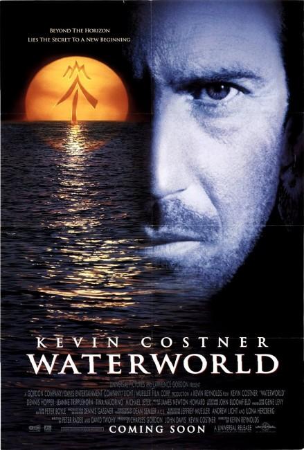 Waterworld (1995) poster