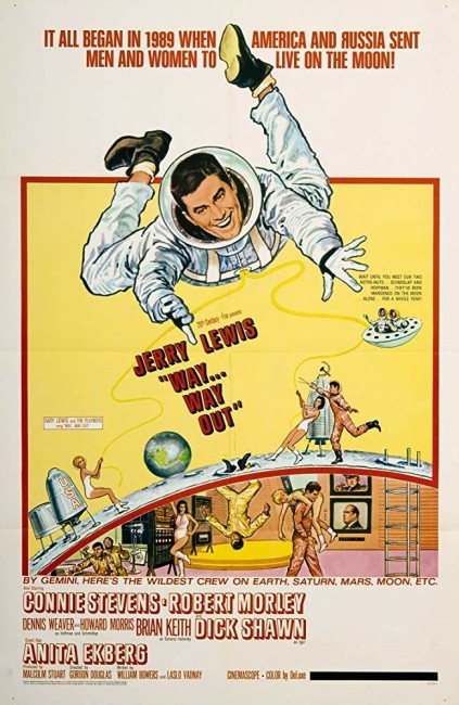 Way ... Way Out (1966) poster