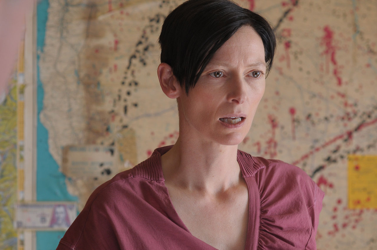 Tilda Switon in We Need to Talk About Kevin (2011)