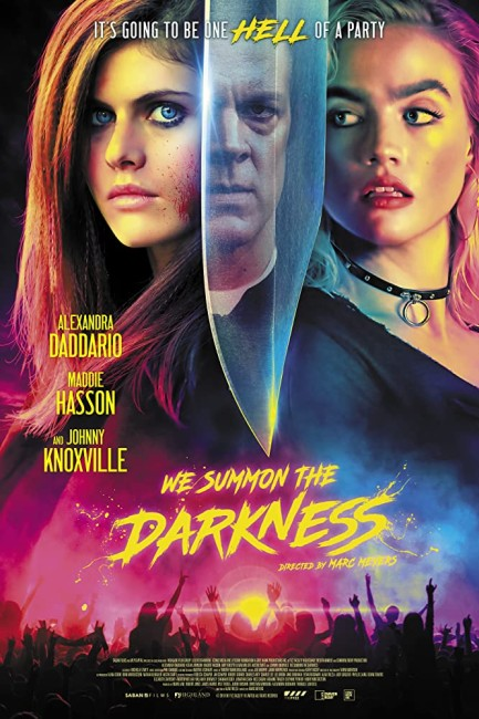 We Summon the Darkness (2019) poster