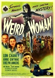 Weird Woman (1944) poster