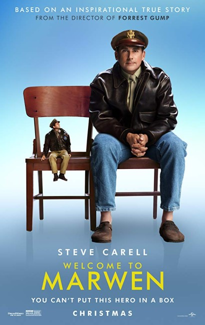 Welcome to Marwen (2018) poster