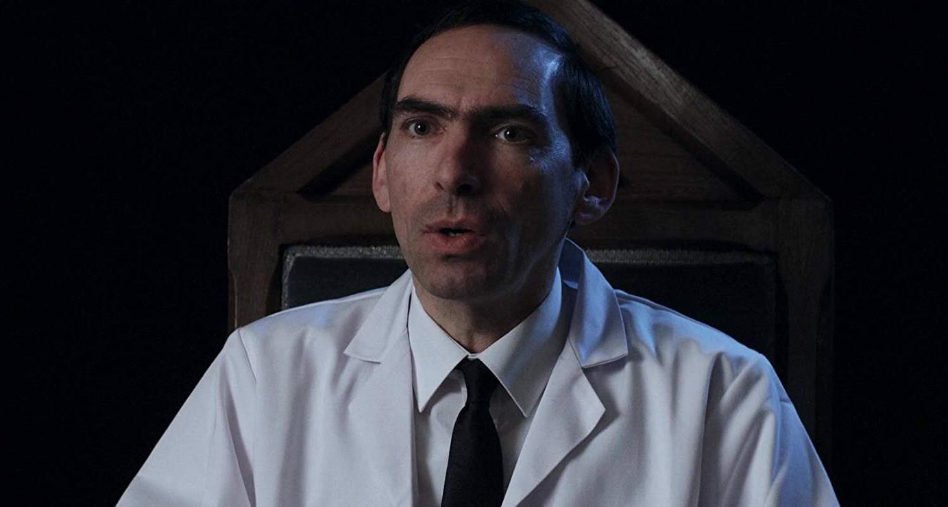 Neville Cann as Dr Josef Mengele in Werewolves of the Third Reich (2017)