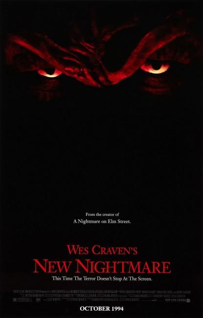 Wes Craven's New Nightmare (1994) poster