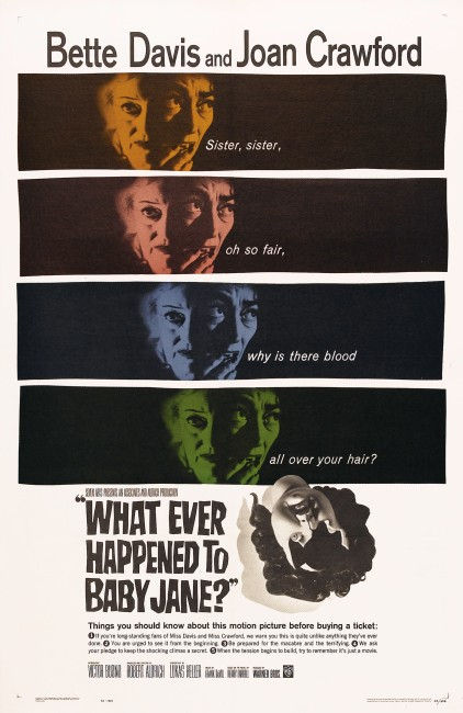What Ever Happened to Baby Jane? (1962) poster