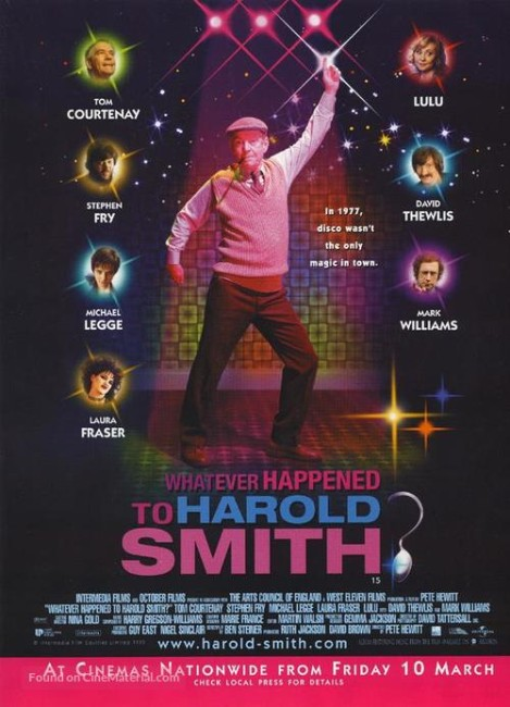 Whatever Happened to Harold Smith? (1999) poster