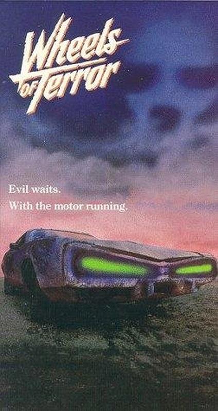 Wheels of Terror (1990) poster
