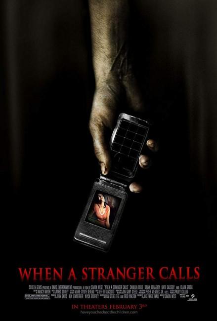 When a Stranger Calls (2006) poster