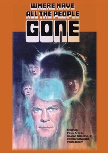 Where Have All the People Gone (1974) poster