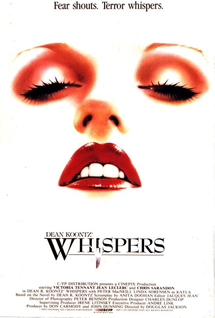 Whispers (1990) poster