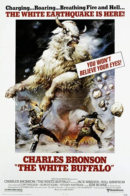 The White Buffalo (1977) poster