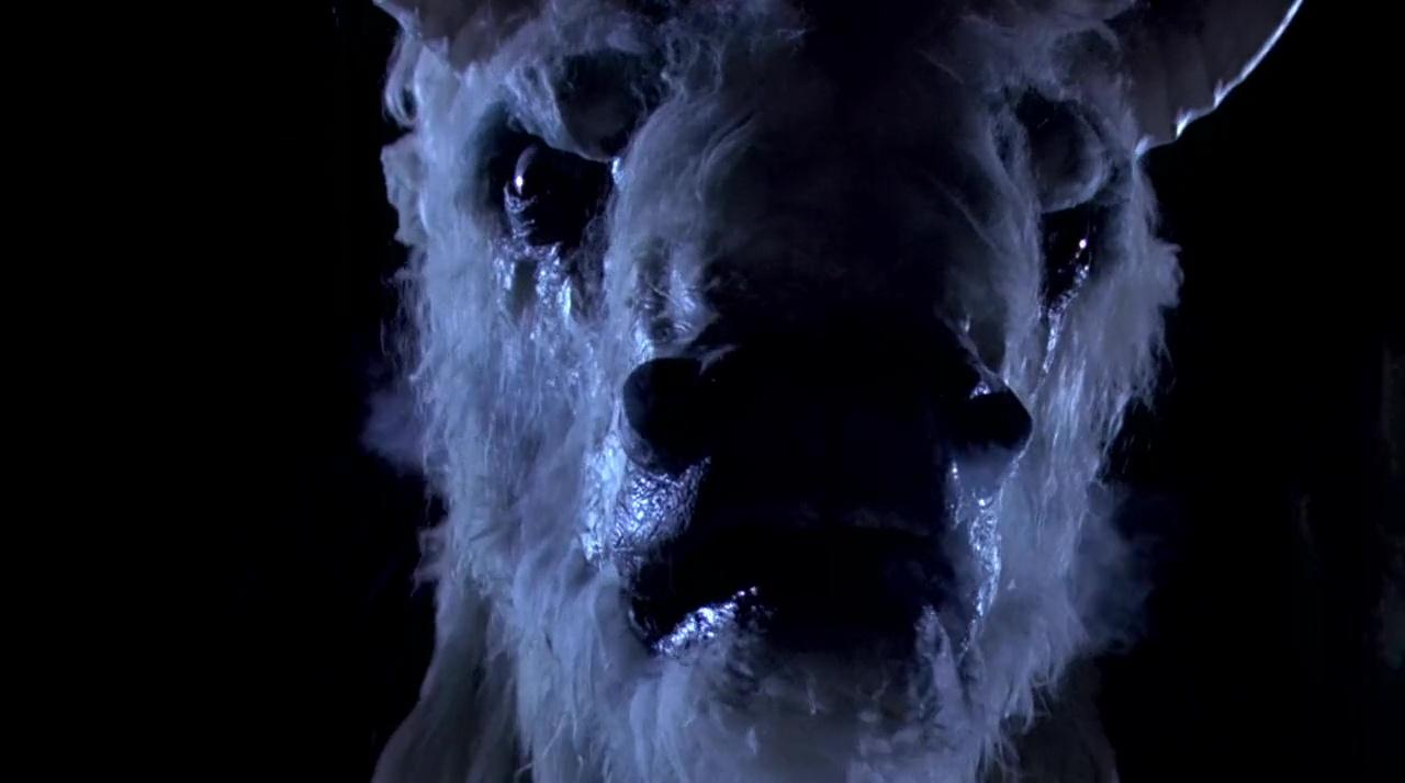 The buffalo in The White Buffalo (1977)