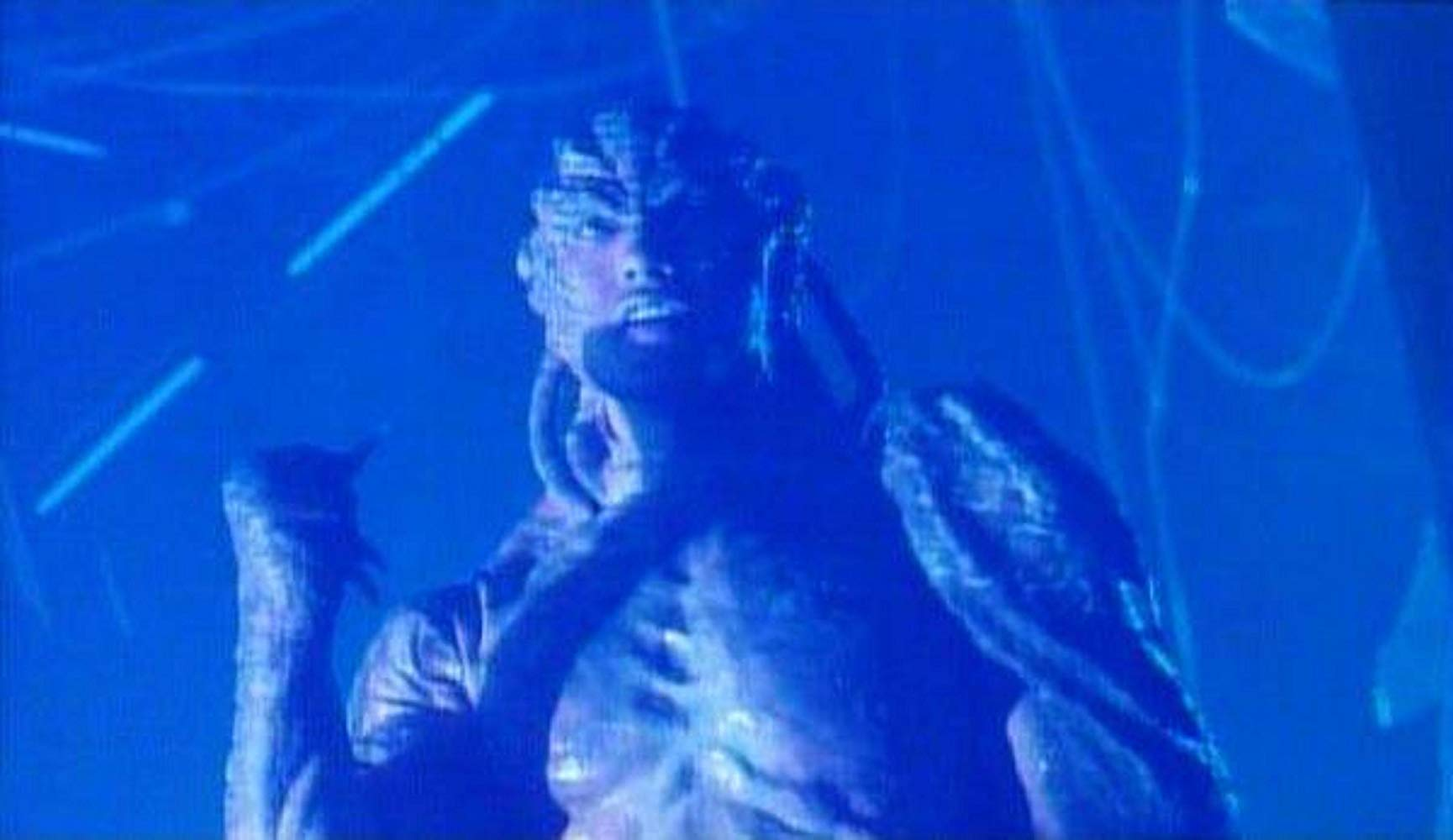 Rubbery monsters in Wicked City (1993)