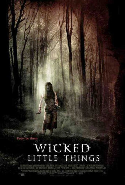 Wicked Little Things (2006) poster
