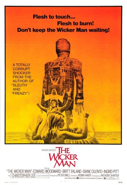 The Wicker Man (1973) poster