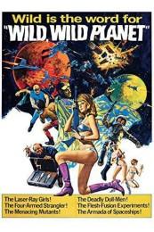 The Wild, Wild Planet (1965) poster
