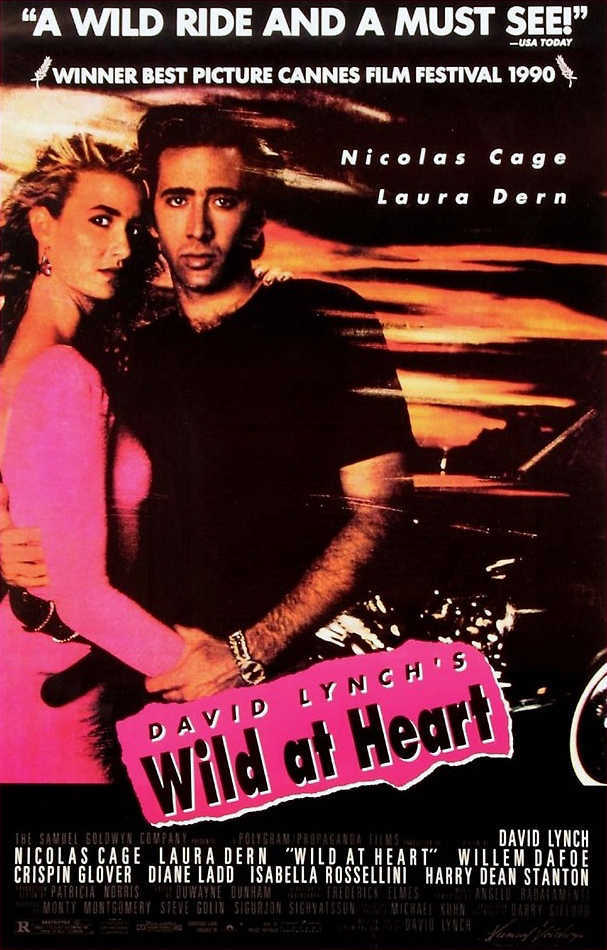 Wild at Heart (1990) poster
