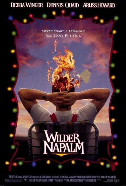 Wilder Napalm (1993) poster