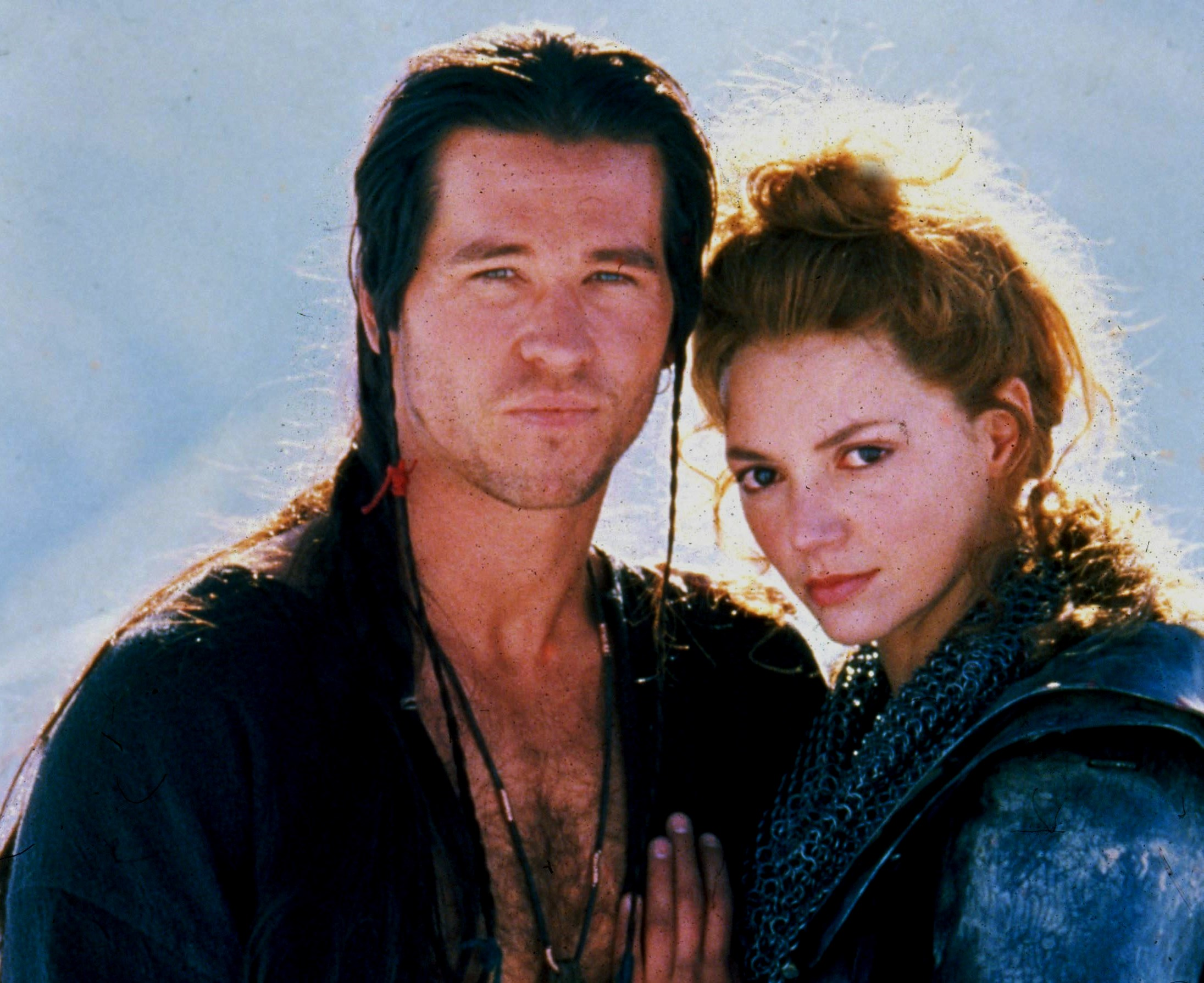 Madmartigan (Val Kilmer) and Sorsha (Joanne Whalley) in Willow (1988)