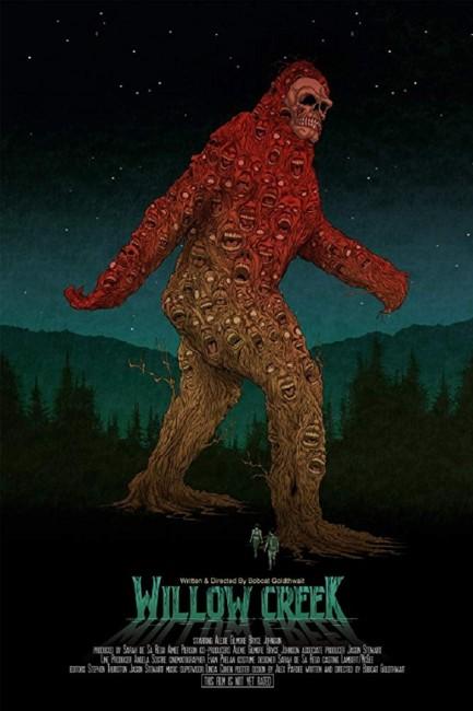 Willow Creek (2013) poster