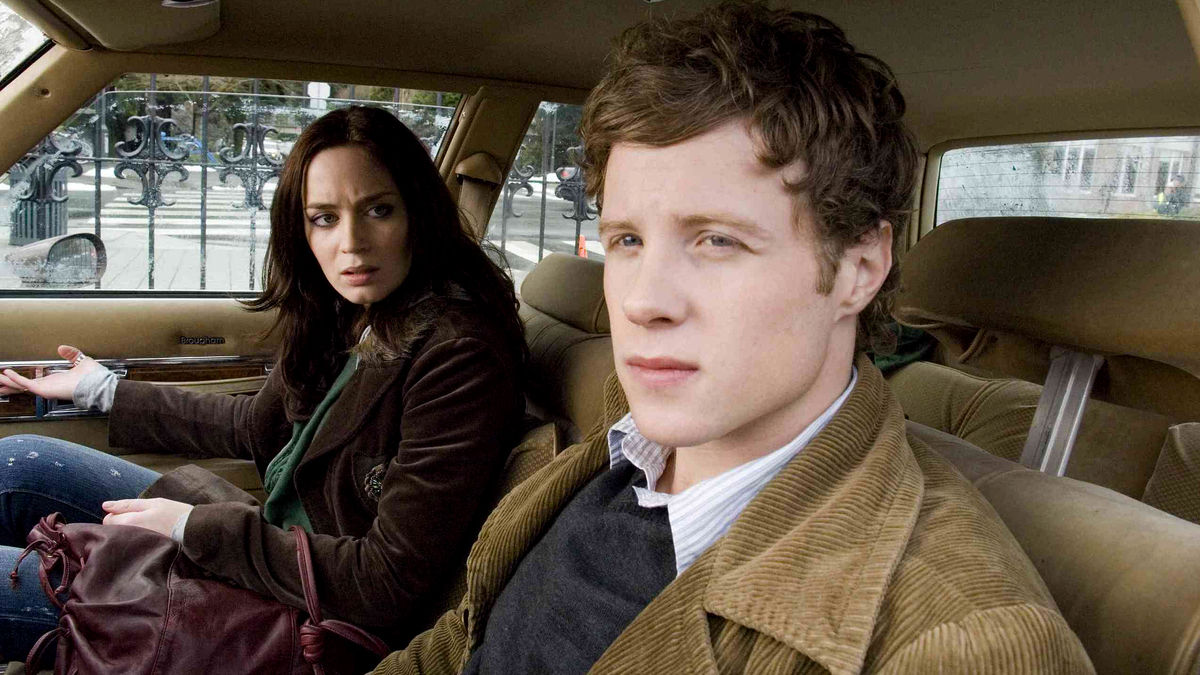 Emily Blunt, Ashton Holmes in Wind Chill (2007)