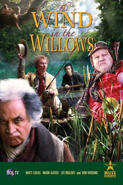 The Wind in the Willows (2006) poster
