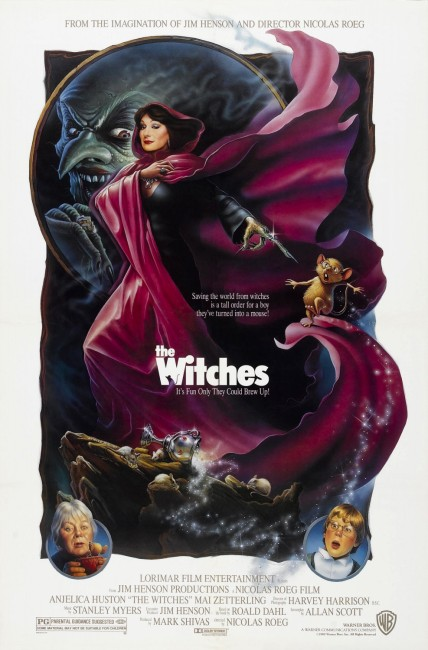 The Witches (1990) poster