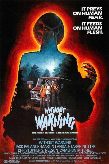 Without Warning (1980) poster