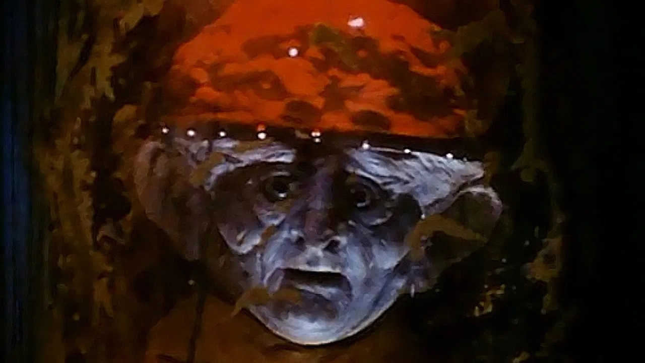 The Wizard (voiced by John Carradine) in The Wizard of Mars (1965)