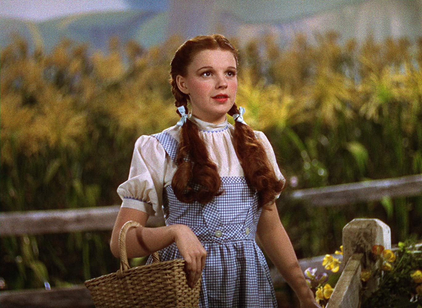 Judy Garland as Dorothy Gale in The Wizard of Oz (1939)