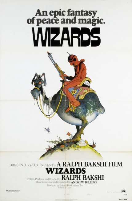 Wizards (1977) poster