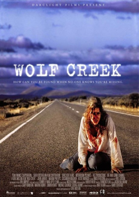 Wolf Creek (2005) poster