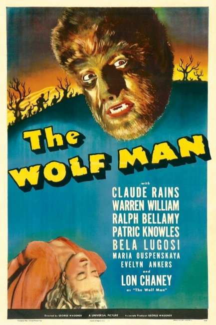 The Wolf Man (1941) poster