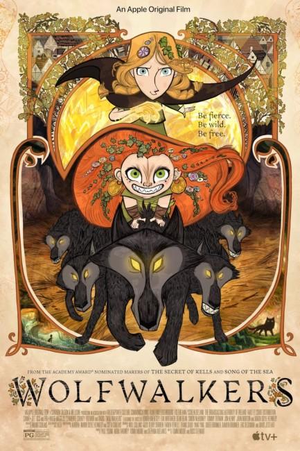 WolfWalkers (2020) poster