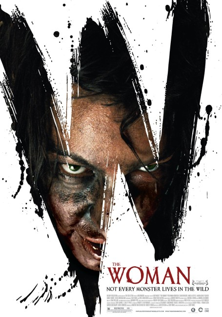 The Woman (2011) poster