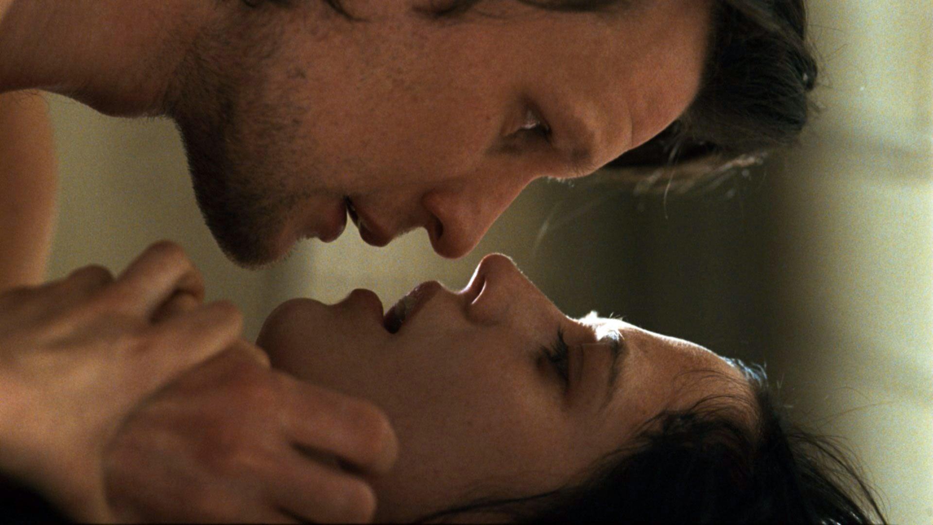 Matt Smith and Eva Green in Womb (2010)